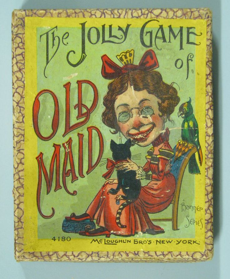Old Maid 69