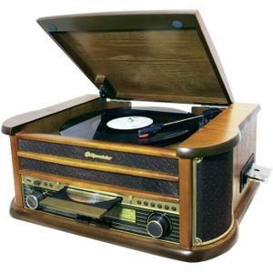 Platine vinyle/CD/casette/USB Roadstar HIF1923T… - platine vinyle, avis et prix pas cher - Cdiscount