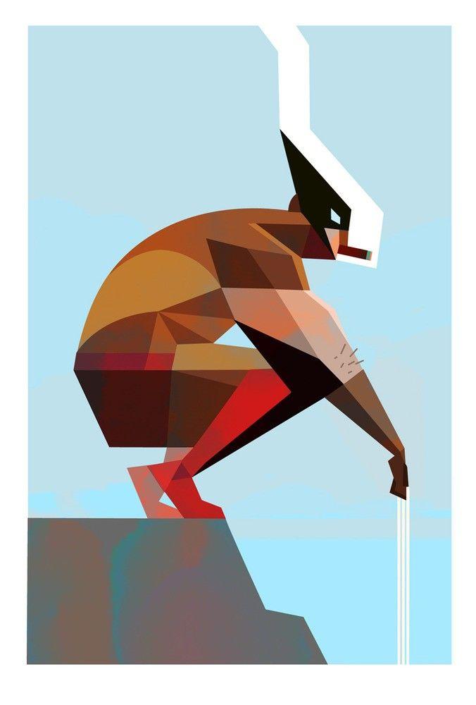 Robert Ball: Wolverine