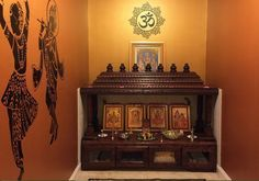 Get 100's of ideas on pooja room designs in hall. Discover some amazing pooja room designs in hall, use them to create a peaceful environment in your house.