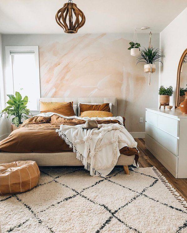 Sandie Mural Zen Bedroom Bedroom Interior Peaceful Bedroom Peaceful zen bedroom ideas