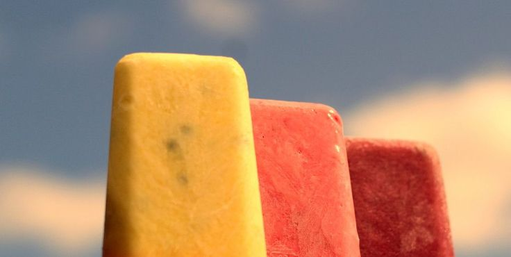 Real Fruit Ice-lollies