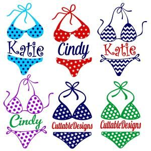 Beach Summer Polka Dot and Chevron Bikini Split Frame with Polka Dot, Zebra, Circle and Chevron Print Background Patterns Cuttable Design Cut File. Vector, Clipart, Digital Scrapbooking Download, Available in JPEG, PDF, EPS, DXF and SVG. Works with Cricut, Design Space, Sure Cuts A Lot, Make the Cut!, Inkscape, CorelDraw, Adobe Illustrator, Silhouette Cameo, Brother ScanNCut and other compatible software.