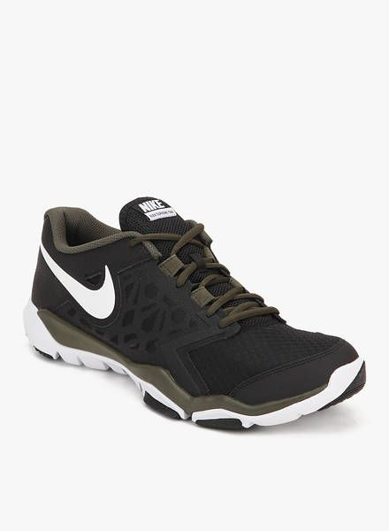 Buy Nike Flex Supreme Tr 4 Black Training Shoes for Men Online India, Best Prices, Reviews | NI091SH06XSNINDFAS