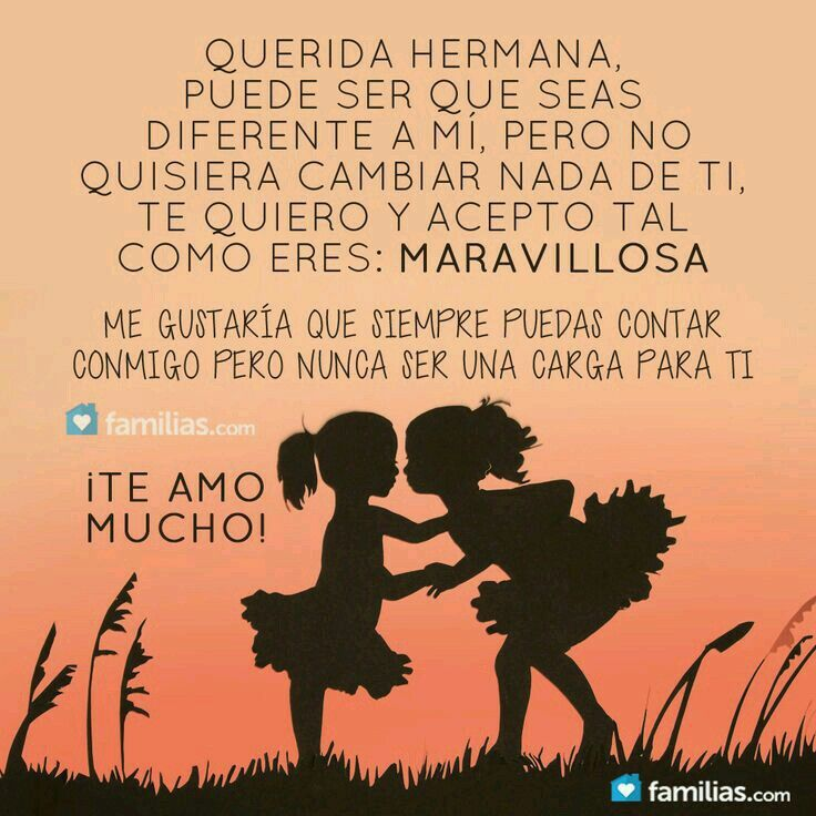 39 best Hermanas images on Pinterest | Pretty quotes ...