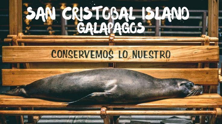 Exploring San Cristobal Island, Galapagos, Ecuador