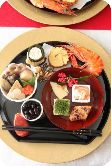 Japanese new year's dish