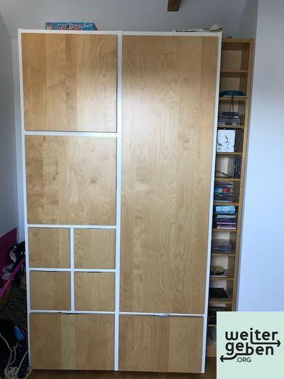 Wer Hat Interesse An Diesem Schrank Spende Ikea Kleiderschrank