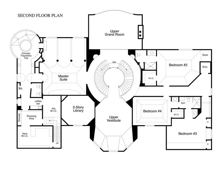 106 best floor plans images on pinterest floor plans for Homes of the rich floor plans