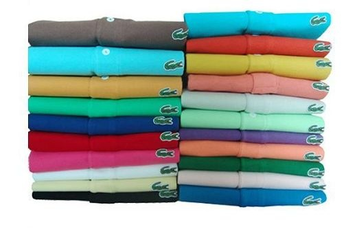 Lacoste Polo Shirt. Classic, stylish, and clean. Its weakness is how popular they are.