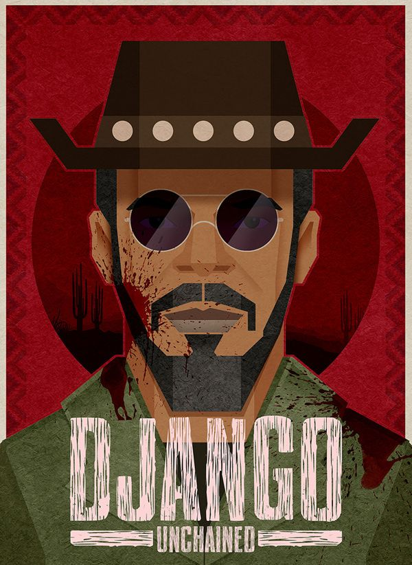 Movie Friday: 10 Alternative 'Django Unchained' Movie Posters