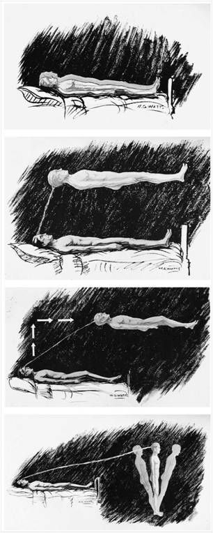 The Projection of the Astral Body --  -- Please click here to learn about techniques for #AstralProjection and #LucidDreaming  www.techniquesforastralprojection.com