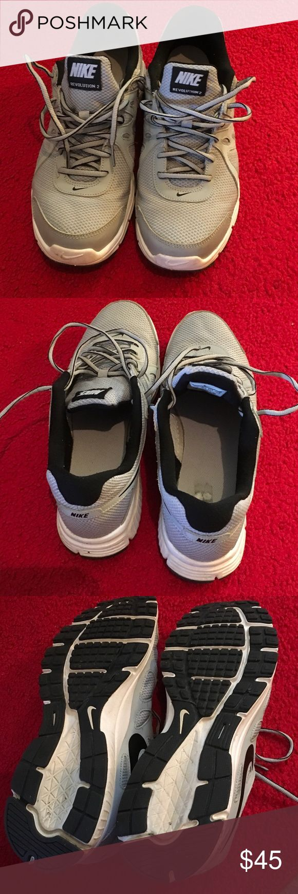 Nike revolution 2 Good looking athletic shoes size 11.5 for men,shoes are in good condition Nike Shoes Sneakers