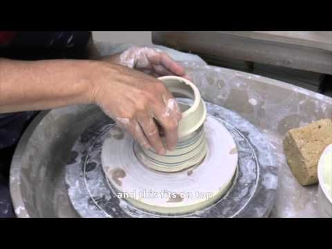 Tineke van Gils: Dansen met klei - Dancing with clay