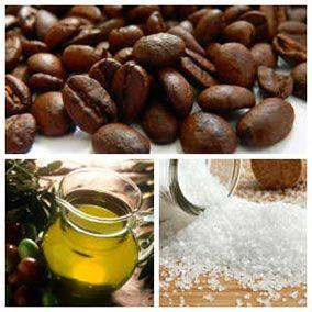 Scrub al base di caffè
