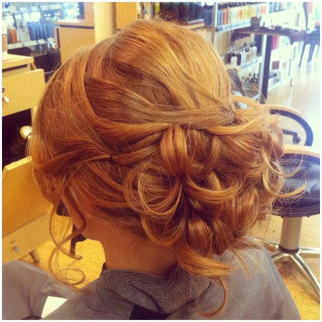 Okay, I am now obsessed with updos...