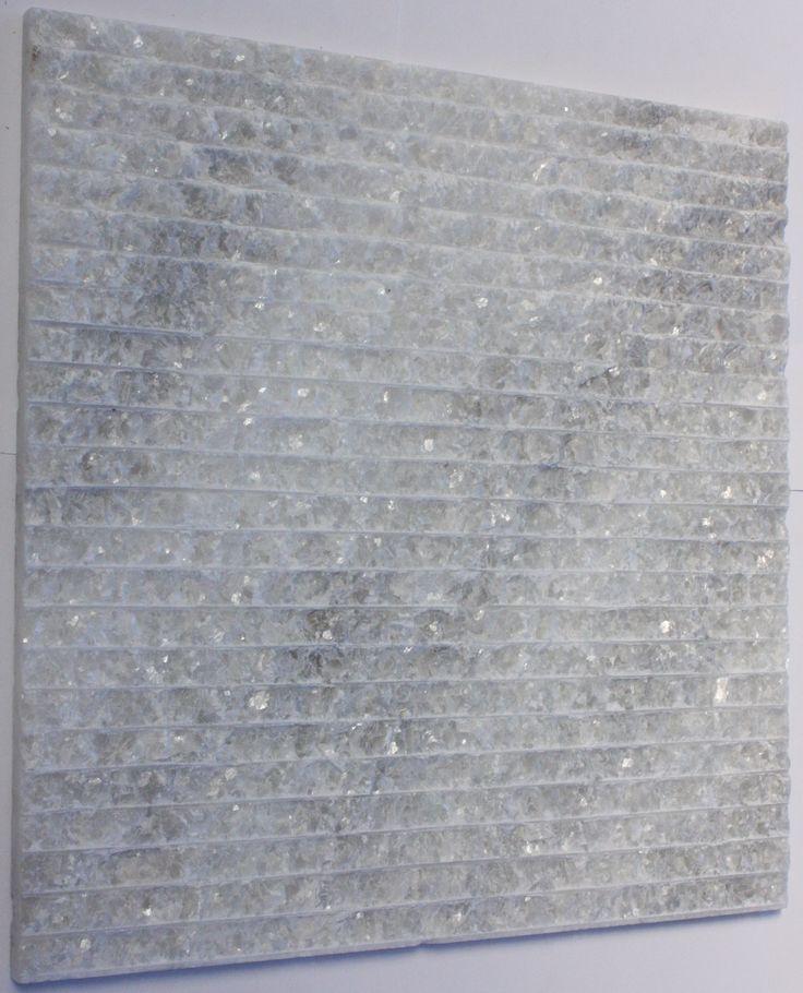 Craftline White Crystalline Tile