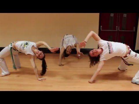 Capoeira Pontes 30 melhores exercícios