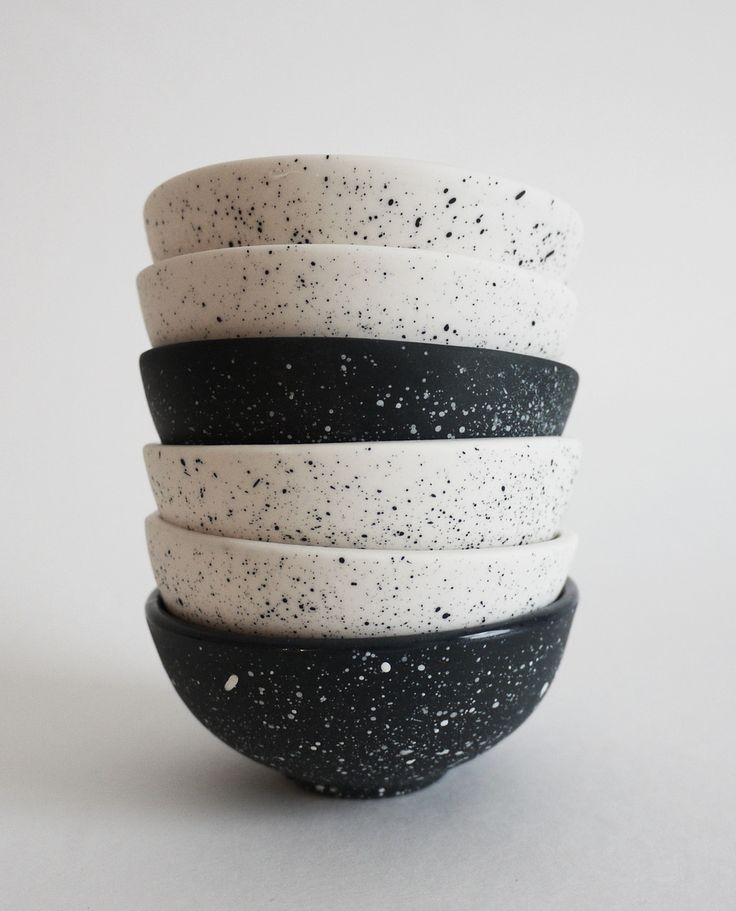 Pinch Bowls by The Granite