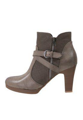 Boots à talons - gris