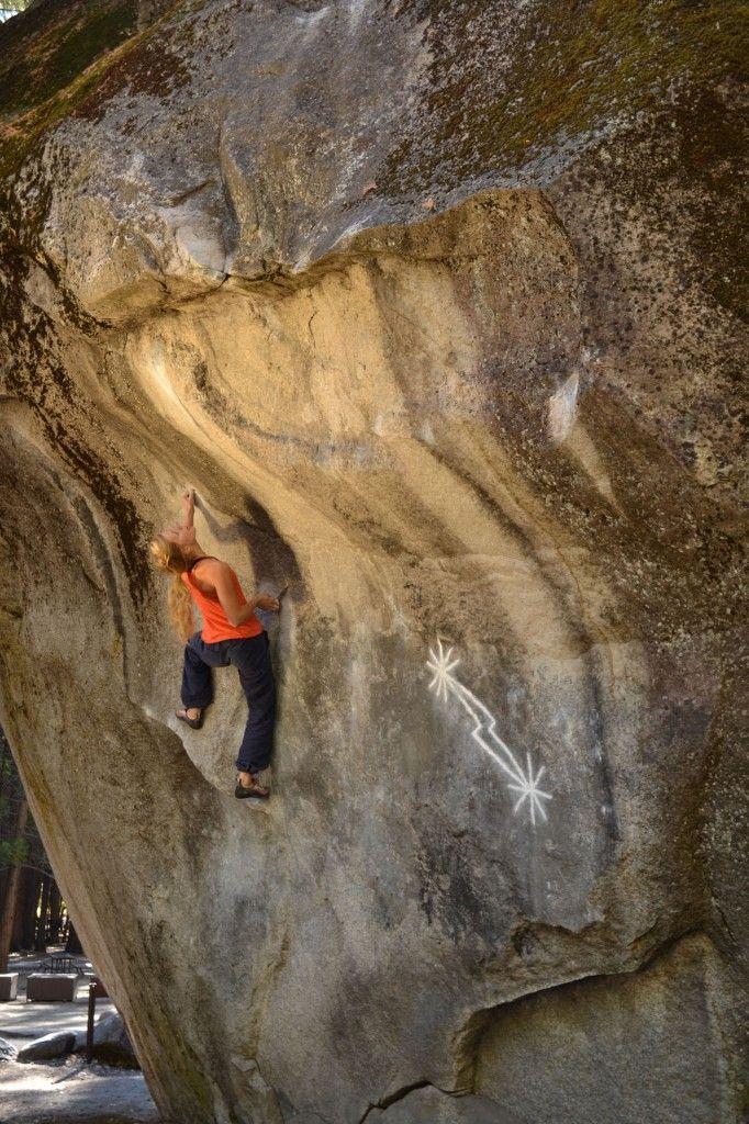 Midnight, King Cobra, and Bruce Lee – Arc'athlete Mina Leslie-Wujastyk's latest update from Yosemite.