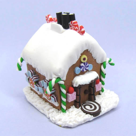 1000+ Images About A Mini Gingerbread House On Pinterest