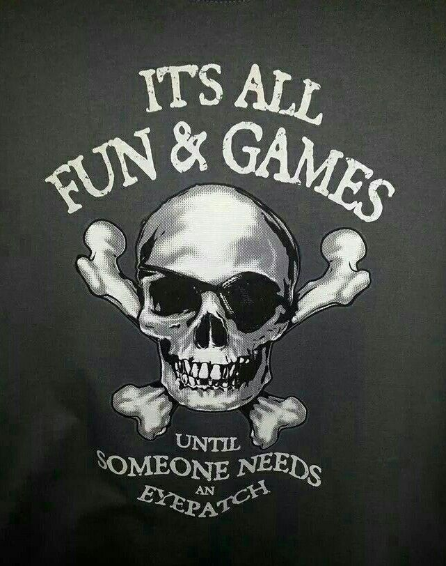 Pirate Saying