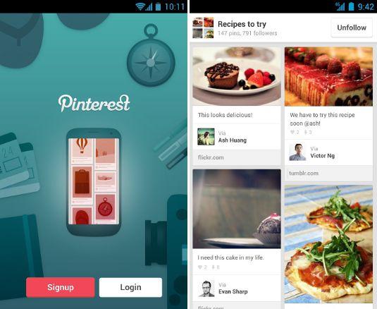 Die besten 25+ Android app design Ideen auf Pinterest ...