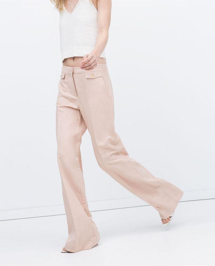 Zara hose khaki