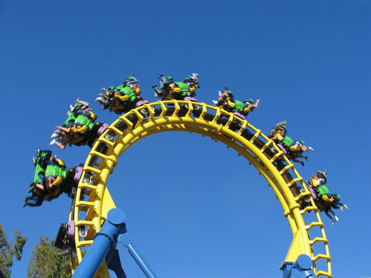 As you may already know, Six Flags is the largest amusement park company on the planet, operating a total of eighteen properties in North America.