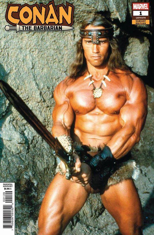 Conan The Barbarian 1 2019 Complete Cover Checklist Conan The Barbarian Conan The Barbarian Movie Arnold Schwarzenegger