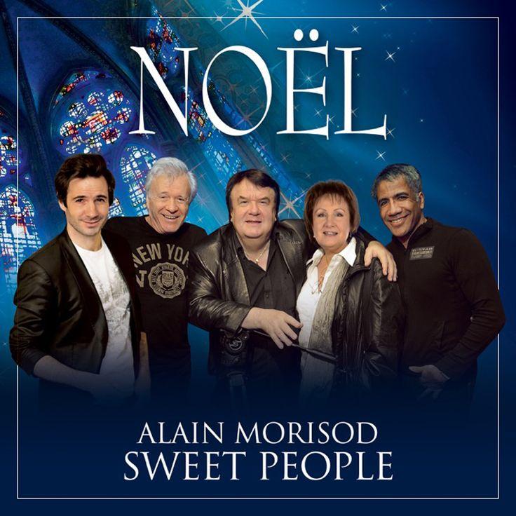 Noël - Alain Morisod & Sweet People - Nombre de titres : 15 titres -   Référence : 00059961  #CD #Musique #Cadeau #Vacance #Chalet