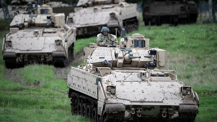 The Swedish armed forces have called for military spending and the number of servicemen to be more than doubled by 2035 to combat future challenges, with Russia listed as the main one.