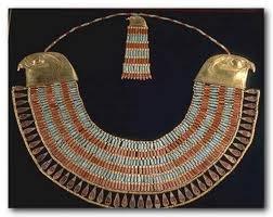 ancient bead collar
