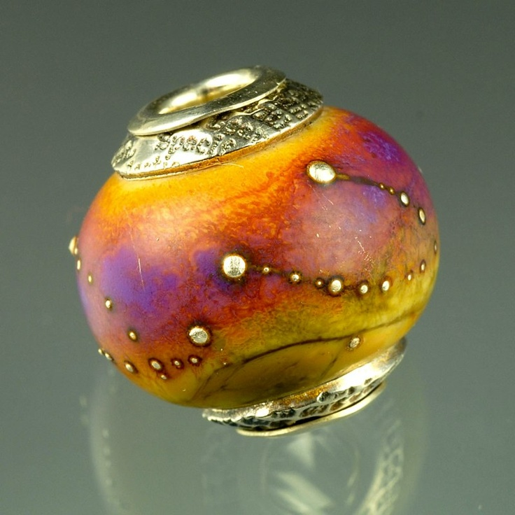 another art beautiful bead by andrea