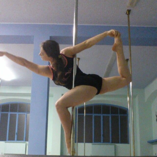 PDY - PoleMove - ballerina