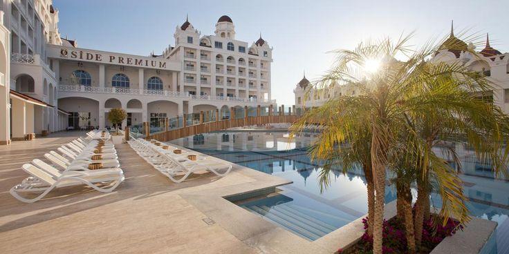 Oz Hotels Side Premium Hotel - Antalya Coast #HotelDirect info: HotelDirect.com