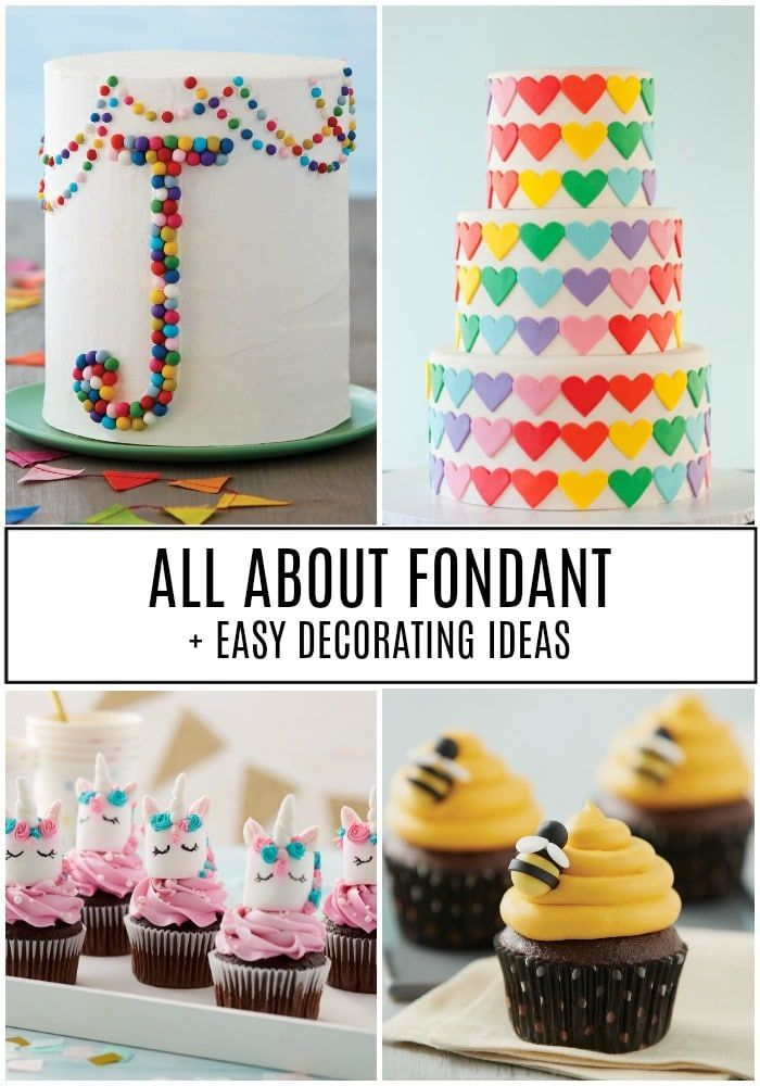 7 Fun Cake Designs For Beginners To Tackle With Images