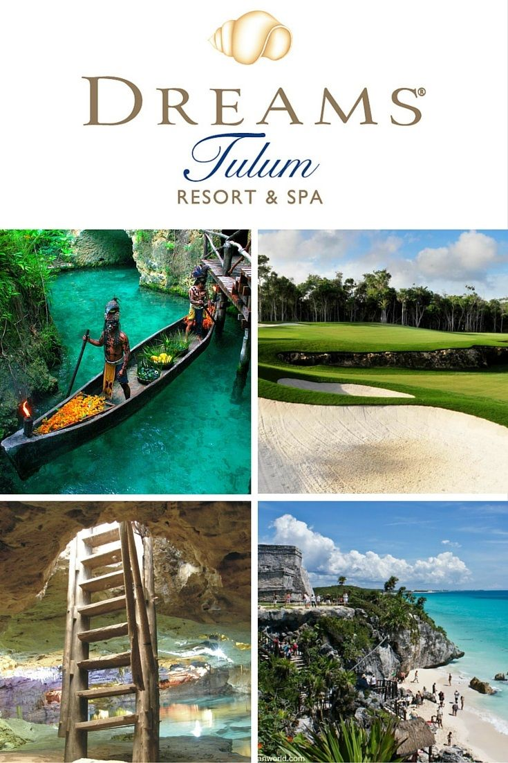Your next adventure awaits at Dreams Tulum Resort & Spa!