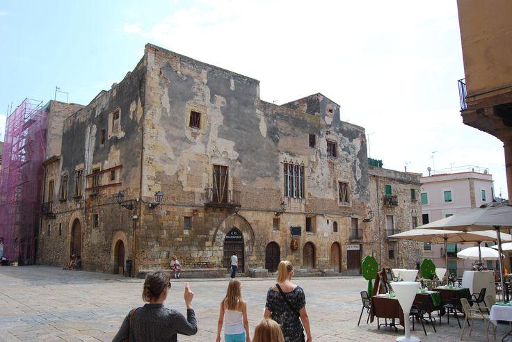 Plaza Catedrale, Tarragona