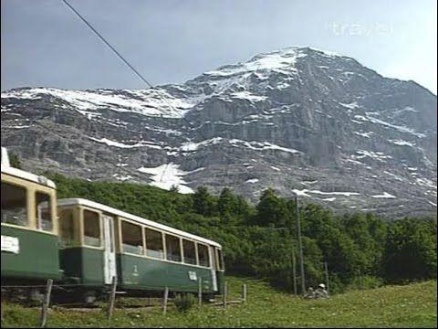 Swiss Railway Journeys - The Jungfrau Railways - Part One - YouTube