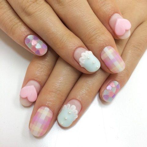 Dolly Tales Kawaii Nails