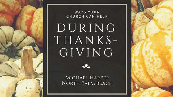 Michael Harper North Palm beach Ways Your church Can Help