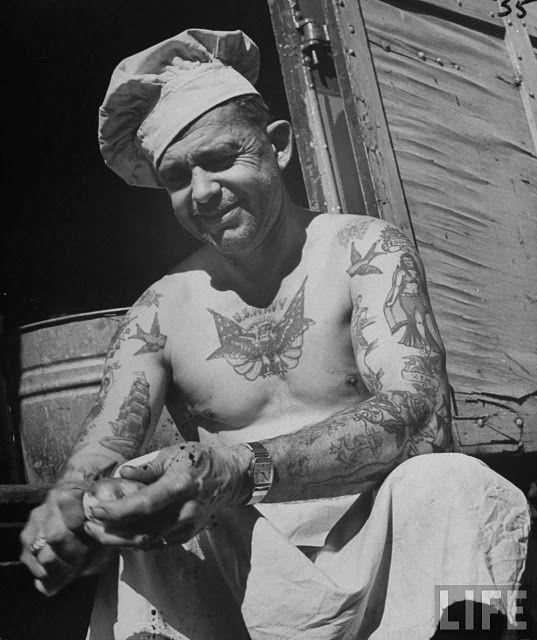 Us Navy Tattoos On Pinterest: Vintage Navy Tattoos