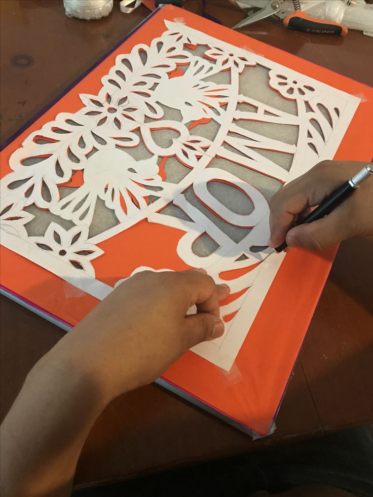 Handmade Papel Picado
