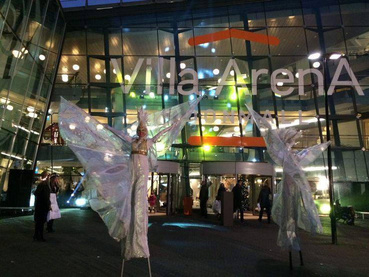 Actie #laatemmastralen voor Emma Kzh bij @villaarena #kerst #amsterdam