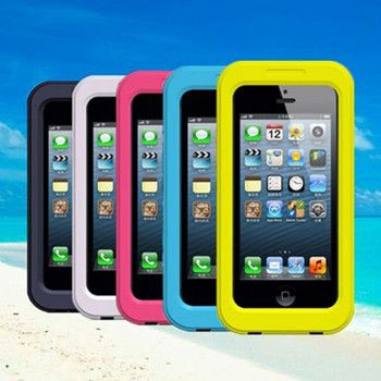 Find More Phone Bags & Cases Information about New  Hot 100% sealed Shockproof Waterproof Case Cell Phone Cases Protector Water Proof For iPhone4 4s 5C Free Shipping,High Quality Phone Bags & Cases from Shenzhen Smile Trade Electronic Co. Ltd. on Aliexpress.com