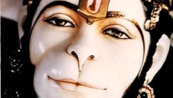 Shri Hanuman Chalisa ~ Lord Hanuman Son of the Wind, destroyer of sorrow, embodiment of blessing.