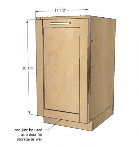 45 Best Kitchen Cabinets Images On Pinterest Woodworking