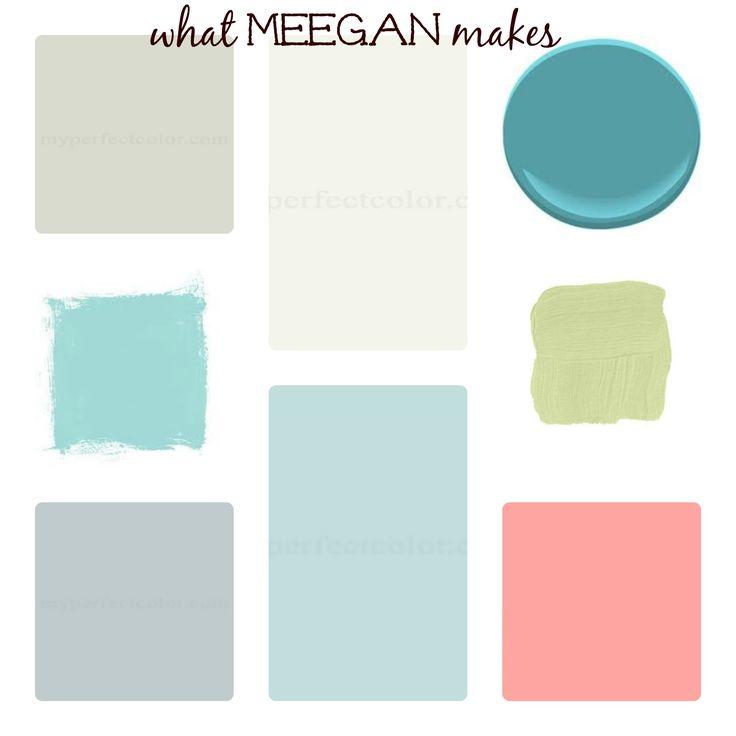 Bedroom Color Schemes Ideas Bedroom Furniture Cupboard Designs Bedroom Paint Ideas Orange Hdb Bedroom Door: The Monday Blues For Paint Palette